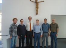 A EKD concede bolsas de estudo para programas de doutoramento na Alemanha