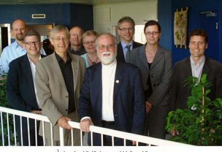 IECLB estreita relações com a Igreja da Noruega