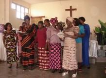 IECLB marca presença entre parceiros africanos