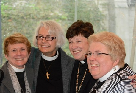 Instalação da Bispa Presidente da Igreja Luterana da América