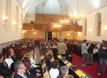 Paróquia Bom Pastor, em Brusque (SC), restaura órgão de tubos e promove celebração