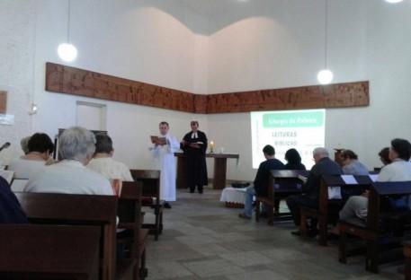 Celebração ecumênica congrega luteranos e anglicanos no ABCD/SP