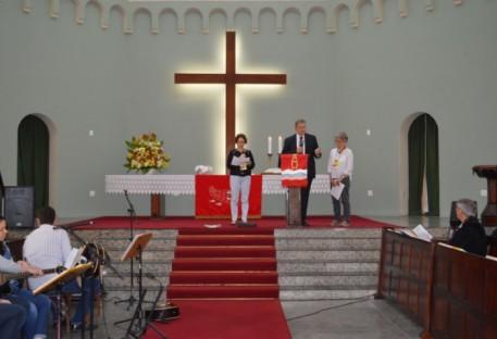 XXX Concílio da IECLB - Saudação da Igreja Evangélica Luterana no Norte da Alemanha