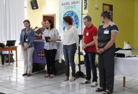 Seminário de Formação no Sínodo Rio Paraná - Planejamento colocado em prática