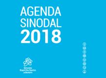 Agenda Sinodal 2018