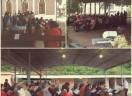 Comunidade celebra Alvorada Pascal