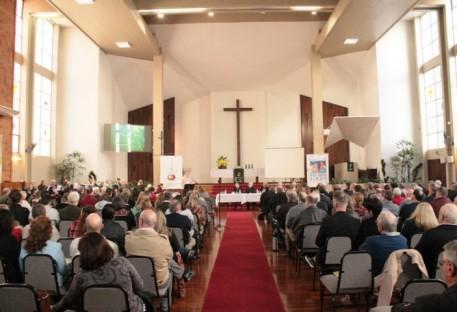 Comunidade Matriz em Porto Alegre recebe 17ª Assembleia Sinodal Ordinária do Sínodo Rio dos Sinos