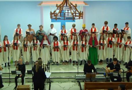 Cantata de Natal da Associação Luterana de Diaconia - 2018