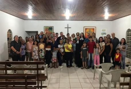 Encontro de planejamento missionário e culto em Guaraí/TO