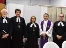 Culto de Envio do Pastor Hirotaka Tokuhiro