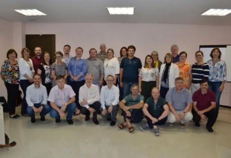 Reunião do Conselho da Igreja - março/2019