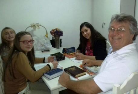 Pequeno histórico da Comunidade da IECLB em Santana do Livramento/RS