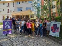 Encontro de articulações da Rede de Diaconia abordou a elaboração de projetos - Porto Alegre/RS