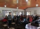 Grupo de Metais representa Comunidade Monte Alegre em Colônia Cachoeira
