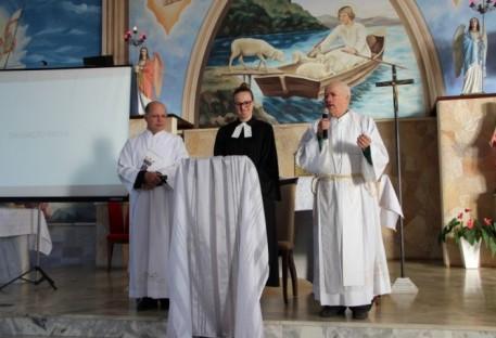 Celebração ecumênica no Bairro Santa Luzia - Jaraguá do Sul/SC