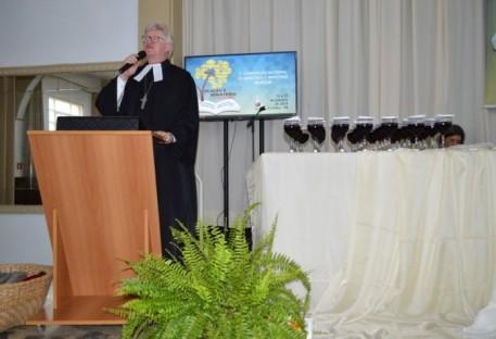Lucas 9.10-17 - Prédica do Culto de Abertura da 3ª. Convenção de Ministros e Ministras