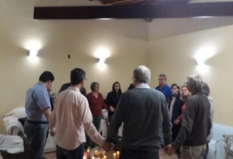 Visita da Obra Missionária Evangélico-Luterana (OMEL) - Vale do Atibaia