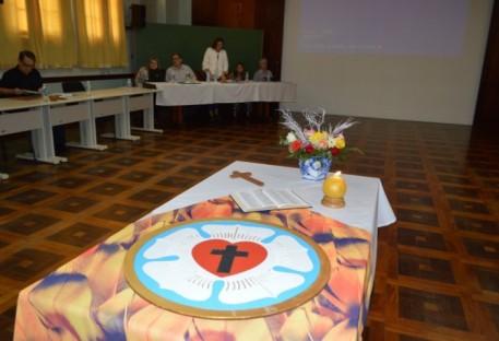 Reunião do Conselho da Igreja - novembro/2019