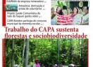 O Recado da Terra. Número 49, primavera de 2019 - Trabalho do CAPA sustenta florestas e sociodiversidade