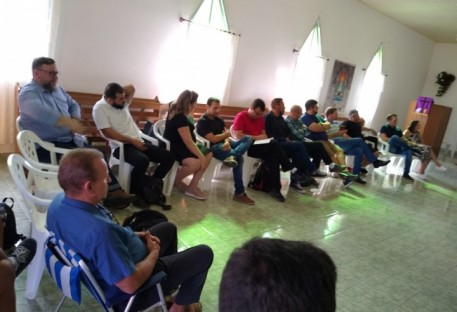 Conferência Ministerial do Sínodo Sul-Rio-Grandense