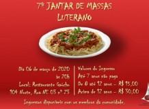 7º Jantar de Massas Luterano em Palmas/TO
