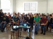 Seminário Paroquial de Presbíteros e Presbíteras em Carlos Barbosa/RS