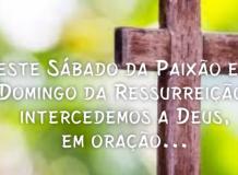 Oração pel@s hóspedes da Casa de Passagem São Lucas Porto Alegre - IECLB
