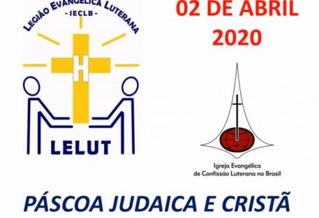 Encontro de Páscoa da Legião Evangélica Luterana (LELUT) - Itoupava Seca - Blumenau/SC