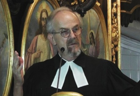 Pastor luterano celebra no Convento da Penha e pede gentileza e unidade na fé