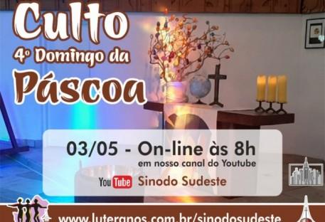 Culto da UP - União Paroquial de São Paulo