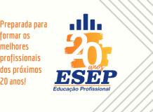Escola Sinodal de Educação Profissional - ESEP  comemora 20 anos de história