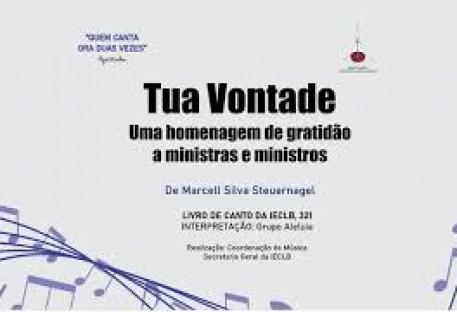 Tua vontade - Marcell Silva Steuernagel