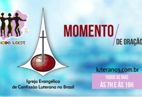 Oração da Manhã, Paróquia em Campinas/SP, 15/06/2020