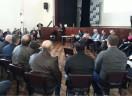 Reunião com Presidentes de Paróquias