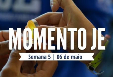 Momento JE/5 - Momento de Oração da Juventude Evangélica (JE)