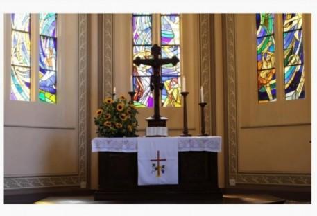 Culto: 12º Domingo após Pentecostes - Paróquia Centro, São Paulo/SP - 23/08/2020