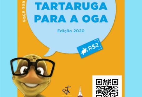 Doe uma tartaruga para a Obra Gustavo Adolfo (OGA)