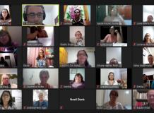 Encontro de Formação dos Grupos de Mulheres e OASE do Sínodo da Amazônia