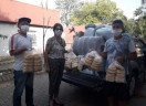 Comunidades de diversas denominações de Glorinha se unem em ação solidária em prol de lar de idosos localizado em Viamão