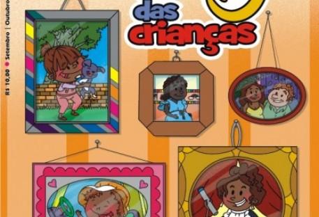 Tempo vai e tempo vem! Chegou a nova edição da revista O Amigo das Crianças!