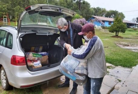 Solidariedade com Centro de Recuperação Nova Esperança (CERENE) de Curitiba/PR