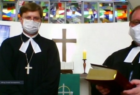 Eleição do Vice Pastor Sinodal - Sínodo Brasil Central