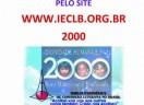 Notícias IECLB veiculadas pelo site www.ieclb.org.br em 2000