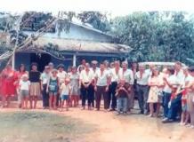 Contando a nossa história - Paróquia do Vale do Juruena - Juruena/MT