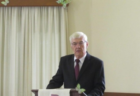 Falecimento do Pastor Liro Vollbrecht