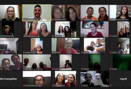 Encontros Virtuais da Comunidade de Guaraí/TO