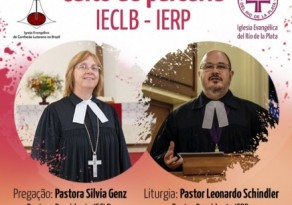 Culto de Parceria IECLB e IERP