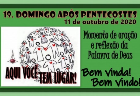 19º Domingo após Pentecostes - Erval Seco/RS