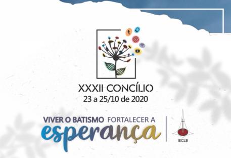 Saudações de Igrejas Irmãs e Organismos Ecumênicos - 32º Concílio da Igreja - 24 de outubro de 2020