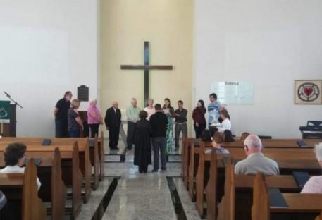 Jubileu de 50 anos da Comunidade Melanchton no Boqueirão - Curitiba/PR